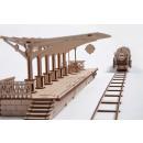 mayorista Artículos de regalo: Ugears modelo de madera - Estación