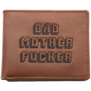 Original-Bad Mother Fucker Wallet - Brown