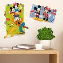 Walplus Kinder Dekoration Aufkleber - Disney Micke