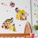 Walplus gyerekek dekoráció Matrica - Disney Sneeuw