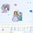 Walplus Kinder Dekoration Aufkleber - Disney Sophi
