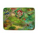Haus der Kinder Spielteppich Farm - Ultra Soft Con