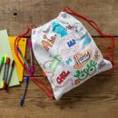 hurtownia Zabawki ogrodowe: EatSleepDoodle Plecak z linkowe - w celu colo