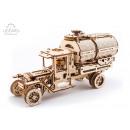 Ugears Wooden Model Construction - Mechanical Tank