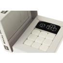 Whisky-Steine White - Set von 9
