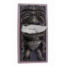 Rotary Hero Tiki Tissue Box Cover - Gray