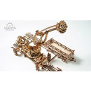Ugears Wooden Model Construction - Tracking Robot