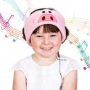 Snuggly Rascals Over-Ear Earphones - Pig