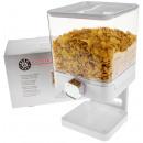 Luxurious Single Cornflakes Dispenser - White
