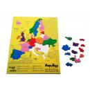 ingrosso Puzzle: Schiuma Puzzle - I più grandi paesi europei (NL)