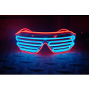 wholesale Consoles, Games & Accessories: IA Blue and Red LED Light Up Glasses