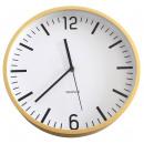 Walplus Wandklok Hygge Time, Hout 25 cm