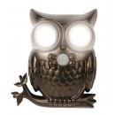 wholesale Electrical Installation: IdeaWorks Motion Sensor Lamp with Sound - Owl