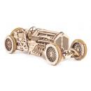 groothandel Geschenkartikelen: Ugears Houten Modelbouw, U-9 Grand Prix Auto