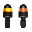 CYCL Ala luci della bici magnetici LED