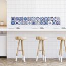 wholesale Wall Tattoos: Walplus Spanish and Moroccan Mosaic - Wall ...