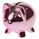 wholesale Saving Boxes: Piggy bank Piggy bank - Light Pink