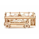 Großhandel Spielwaren: Wooden City London Bus - Holzmodellbau