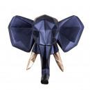 Walplus Elephant - Wall decoration - Geometric - Z