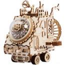 Robotime Space Car AM681 - Holzmodellierung - Mu