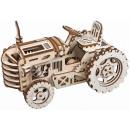 groothandel Houten speelgoed: Robotime Tractor LK401, Houten modelbouw