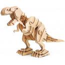 groothandel Modelbouw & miniaturen: Robotime T-Rex D200, Houten modelbouw, R/C