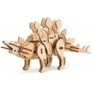 groothandel Modelbouw & miniaturen: Robotime Stegosaurus D410, Houten modelbouw, ...