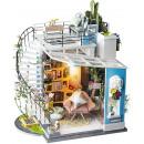 Robotime Dora 's Loft DG12 - Wooden modeling -