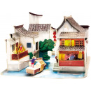 groothandel Modelbouw & miniaturen: Robotime Zuid-China SJ508, Houten modelbouw, ...