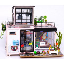 wholesale Models & Vehicles: Robotime Kevins Studio DG13 - Wooden modeling - P