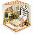 wholesale furniture: Robotime Alice's Dreamy Bedroom DG107 - Wood