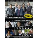 Großhandel DVDs, Blue-rays & CDs: Flikken Rotterdam Staffel 3 - DVD