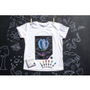 Chalkboard Apparel Chalkboard T-Shirt for Children