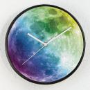 wholesale Clocks & Alarm Clocks: Walplus Colorful Moon, Wall Clock, Glow in the Dar