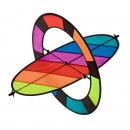 Prism Flip Spectrum, Kite, Single Line, Multi Colo