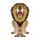 wholesale Children's Furniture: XKites SkyZoo Lion, Kite, Liner, Kids