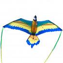 Großhandel Gläser: XKites 3D Blauer Ara, Drachen, Liner, Kinder