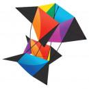 XKites Rotobox, Kite, Liner, Kids