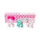 Elephant Parade With love , Multipack, Handmade