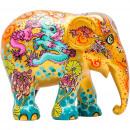 Elephant Parade Stay Gold, Handmade Elephant St