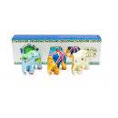 Elephant Parade British Stories, Multipack, Handge