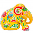 Elephant Parade Ranjeeta, Handmade Elephant Stand