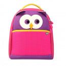Großhandel Taschen & Reiseartikel: Upixel The Owl, Kinderrucksack, DIY Pixel Art, Lil