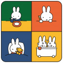wholesale Toys: Kreisy Nijntje Education, Velor Play Mat, Wasbaa