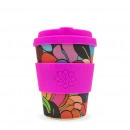 Ecoffee Cup Color Café, Bamboo Cup, 350 ml, Pro