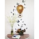 groothandel Spiegels: Walplus Decoratie Sticker 3D Vlinders, Spiegel
