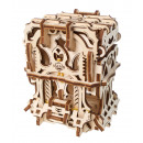 Ugears Wooden Model Building, Playing card holder