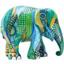 Elephant Parade Sarawak, Handmade Elephant Stan