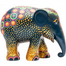 Großhandel Geschenkartikel & Papeterie: Elefantenparade Bindi, handgefertigter ...