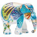 wholesale Gifts & Stationery: Elephant Parade Mosaic Wings, Handmade Elephant